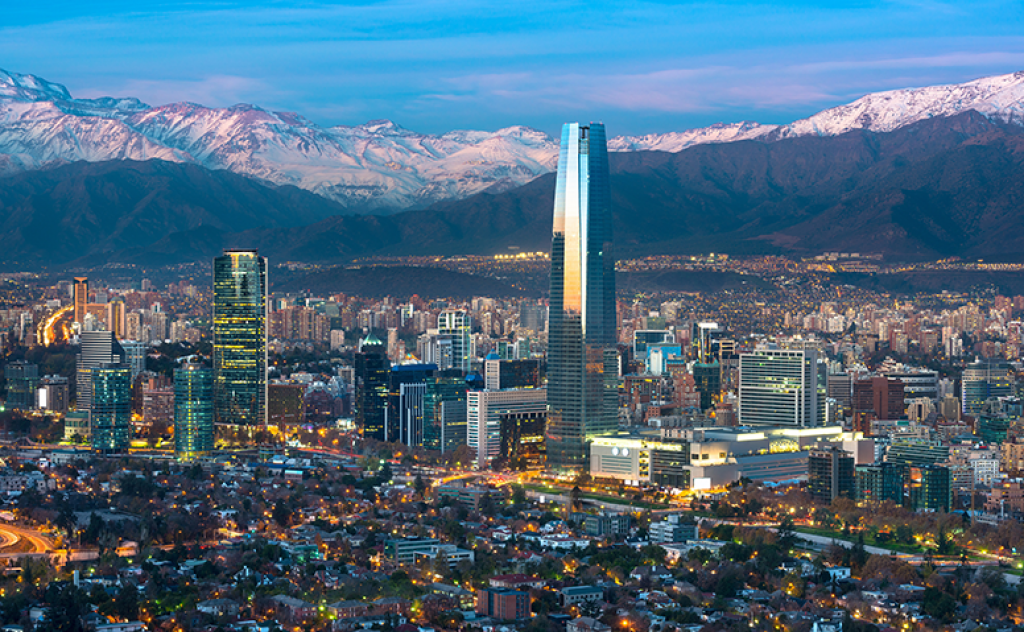 chile cheap places to travel in america