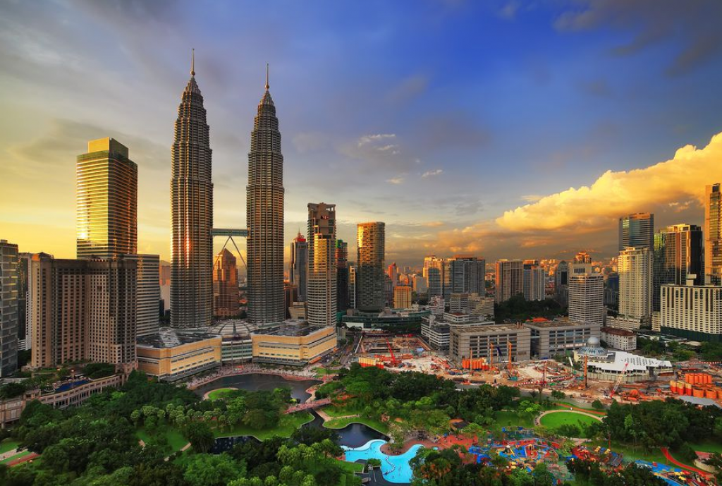 malaysia cheap places to travel in asia